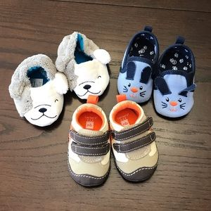 Newborn Shoes & Slippers